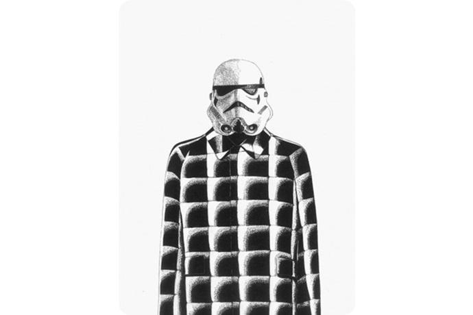 Stormtrooper Balenciaga