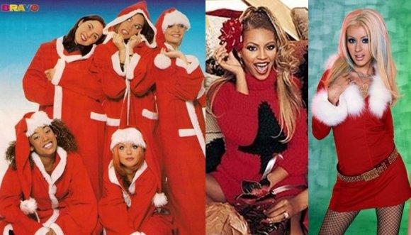 Horribles pintas navideñas de famosos