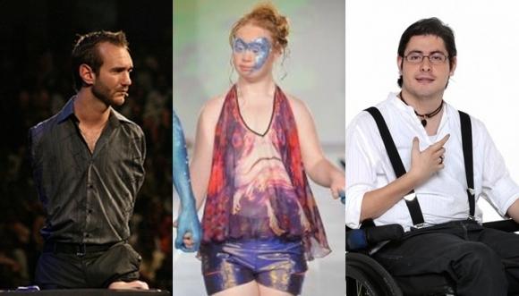 Personas a quienes la discapacidad no ha impedido nada
