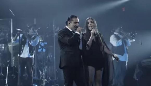 La hija del Potrillo también quiere ser cantante