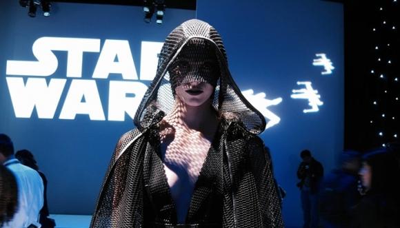 Darth Vader y otros de Star Wars... ¿a la moda?