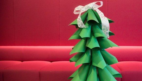 Árbol de Navidad de emergencia (Tutorial)