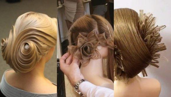 4 peinados imposibles