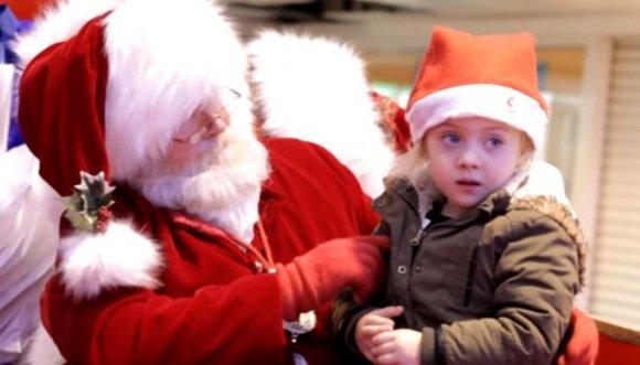 Fotos con Papá Noel que nos hicieron llorar