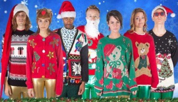 Suéteres navideños tan feos que te harán odiar la Navidad