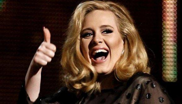 Dieta de Adele con la que bajó 15 kilos