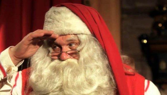 ¡Qué tal el Papá Noel del 2015!