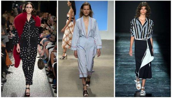 Salir en pijama, la nueva tendencia