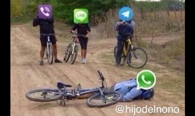 memes caida de whatsapp 7 Noticia 730134