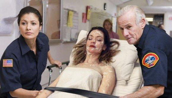 Hidrató su piel hasta la muerte (casi)