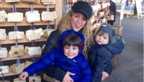 Shakira orgullosa de ser colombiana