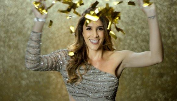 Daniela Ospina bailó con las estrellas y la acabaron
