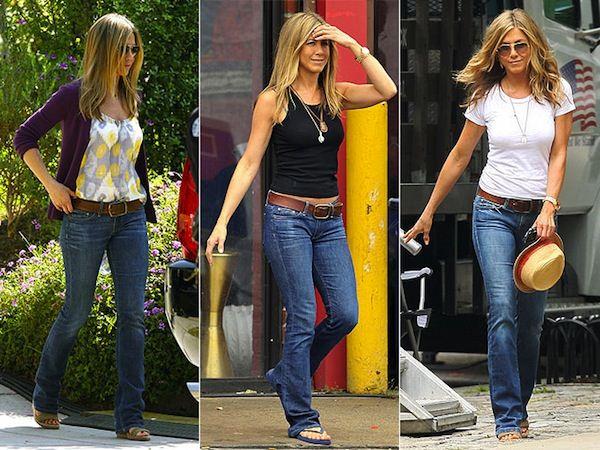 JEANS Jennifer Aniston