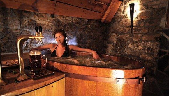 ¿Te bañarías en cerveza? (TUTORIAL)