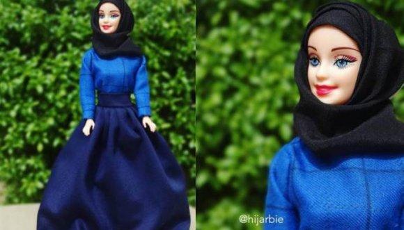 Barbie musulmana causa revuelo
