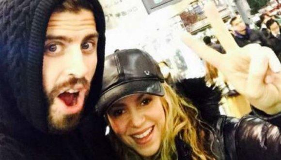 Piqué sentía celos profesionales de Shakira