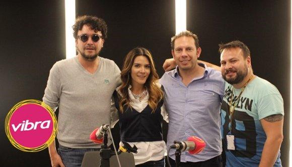 Vibra con Andrés Cepeda y Kany García