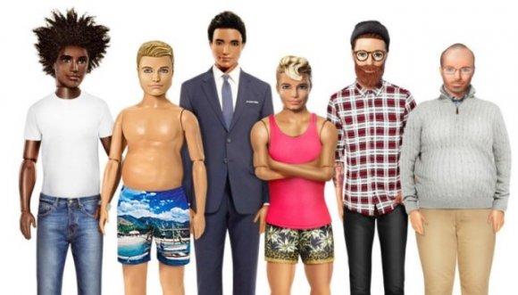 Barbie cambió y Ken no se quedó atrás