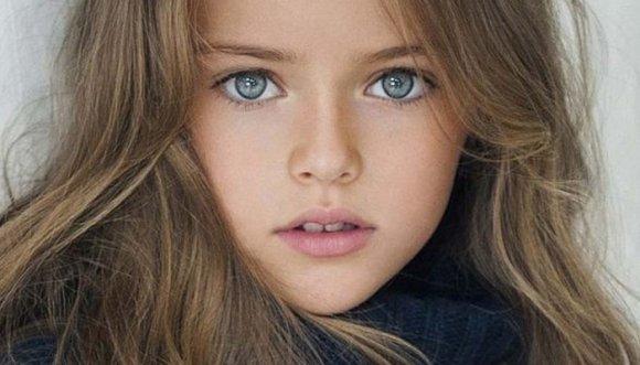 Ella podría ser la niña más linda del planeta (FOTOS)