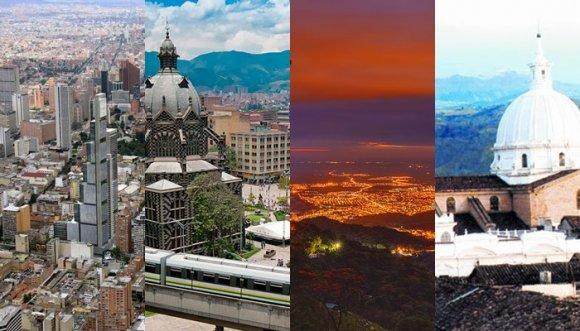 5 destinos en Colombia para disfrutar en la Semana Santa