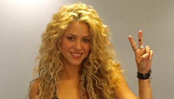 Así nacen las canciones de Shakira