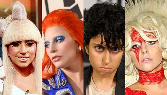 Los pelos de Lady Gaga