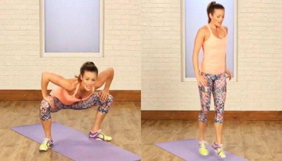 Adelgaza con el ejercicio más sencillo y efectivo del mundo