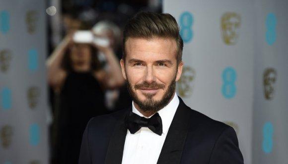 No te imaginas a qué es adicto David Beckham