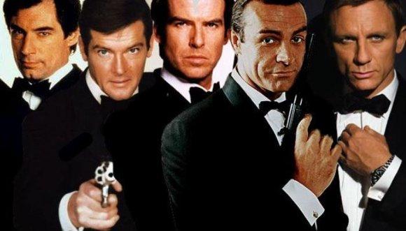 ¿Daniel Craig, Pierce Brosnan u otro? ¿Cuál es el 007 más papacito?