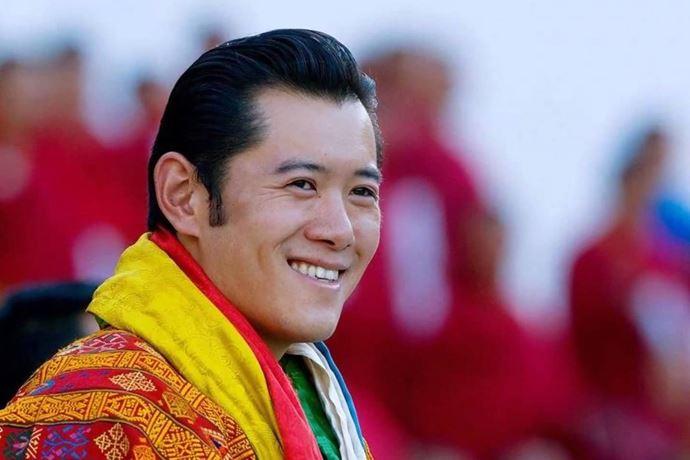 1Jigme Khesar Namgyel Wangchuck Rey de Bután