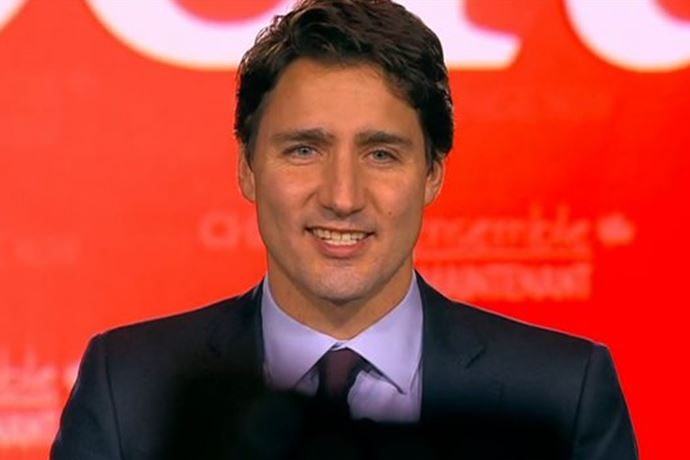 2Justin Trudeau primer ministro de Canada