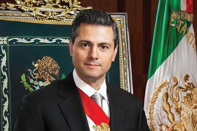 3Enrique Peña Nieto presidente de Mexico