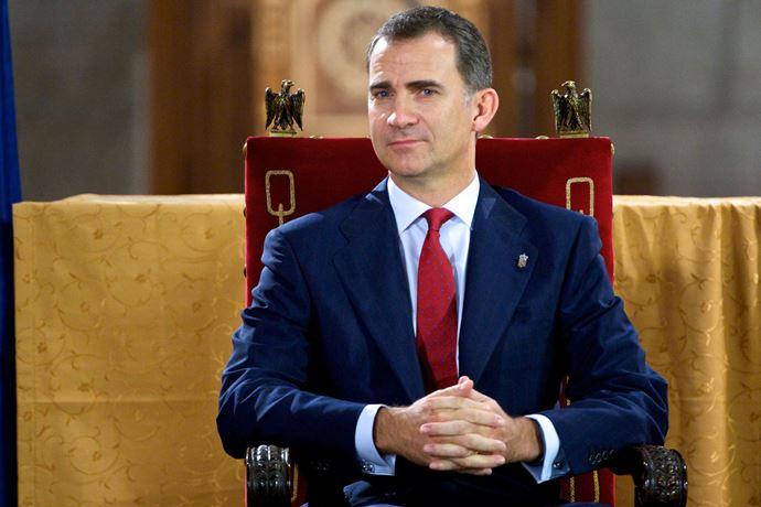 4Felipe VI rey de España