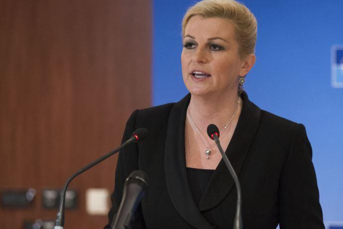 6Kolinda Grabar Kitarovic presidenta de Croacia