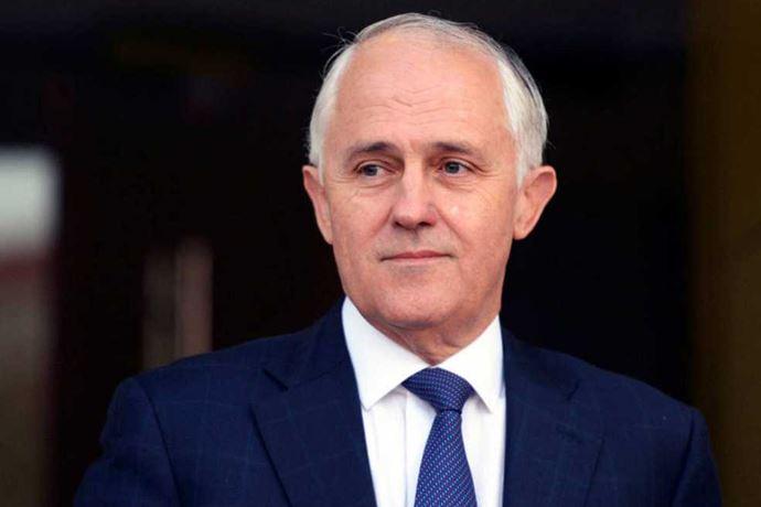 7Malcolm Turnbull primer ministro de Australia