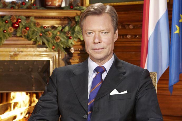 8Enrique gran duque de Luxemburgo