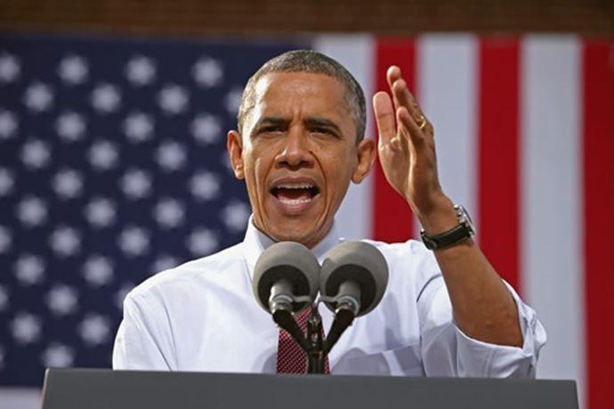 9Barack Obama presidente de Estados Unidos
