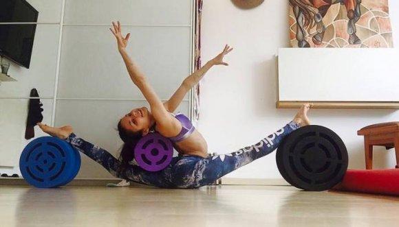 ¿Ya viste el video de la mujer más flexible del mundo? ¡Impresionante!