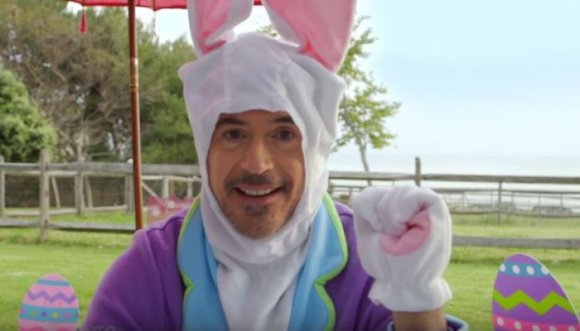 ¿Por qué Iron Man se quitó el traje de hierro y se puso el de conejo?