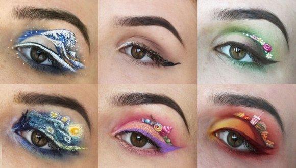 ¿Es este el futuro de las sombras de ojos?