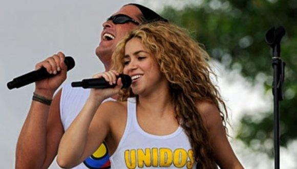Shakira y Carlos Vives, ¡por fin juntos!