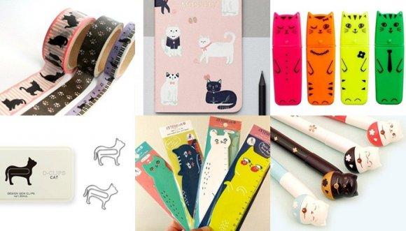 17 accesorios de oficina para locas por los gatos