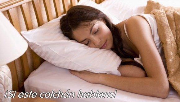"""Colchón detecta si en tu ausencia ha habido """"acción"""" en la cama"""
