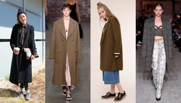 ¿Cómo combinar un abrigo de hombre y seguir siendo tú?