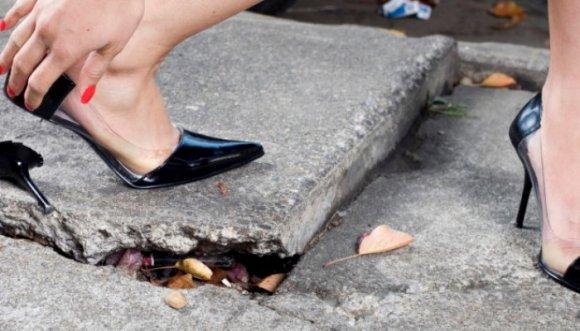 ¿Se te ha roto un tacón en plena calle? ¡No más!