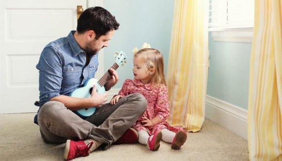 13 ilustraciones que muestran el amor de un padre por sus hijas