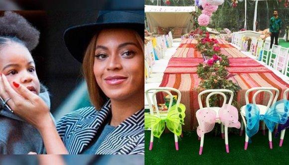 Cómo decorar una piñata a lo Beyoncé sin gastar una fortuna