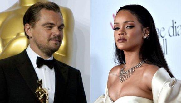 ¡Pillados! ¿Leo DiCaprio y Rihanna tienen algo?