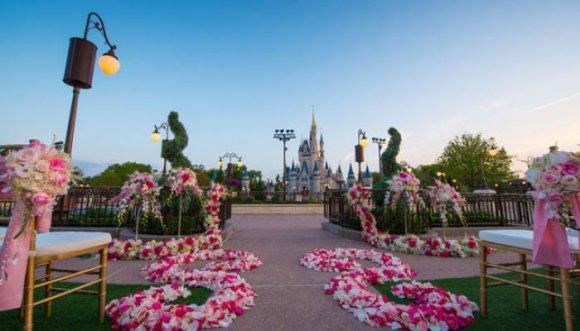 Ahora puedes casarte como una princesa... ¡Literalmente!