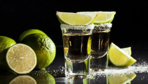 ¡Adelgaza a punta de tequila!